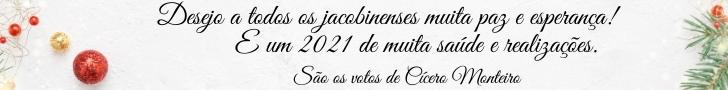 Mensagem de Natal de Cícero Monteiro